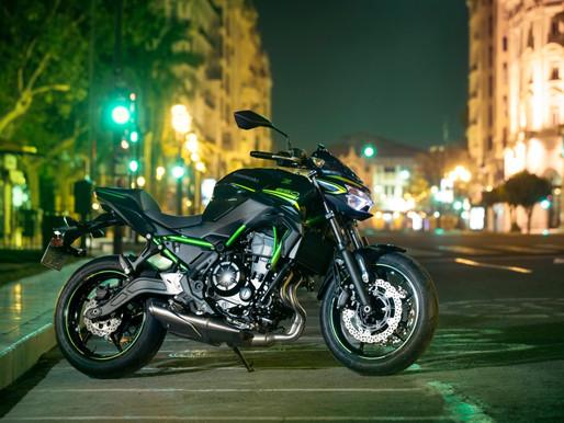 Kawasaki lança dois novos modelos 650