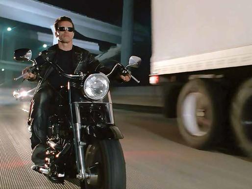 De olho no mito!  Usada Harley-Davidson Fat Boy