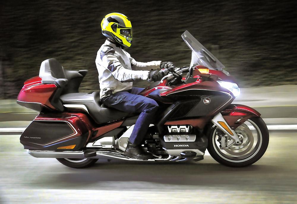 Honda Gold Wing Tour DCT 2022
