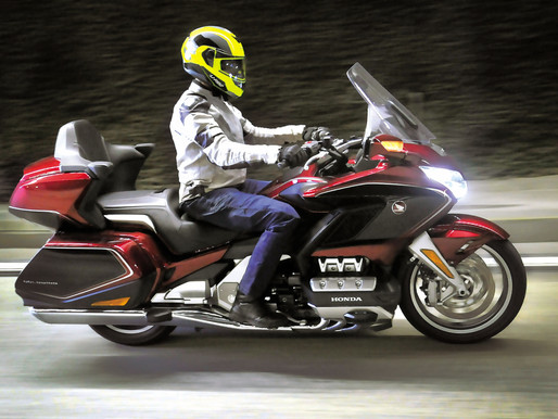 Honda Gold Wing Tour DCT