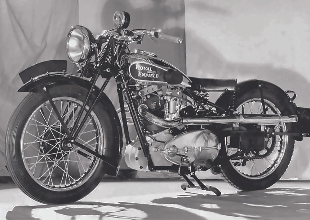 Royal Enfield Bullet 1932