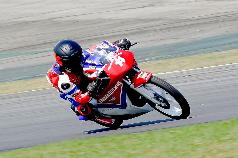 A Honda Junior Cup e a Copa Pro Honda CBR 650R têm o patrocínio da Honda e da Pro Honda
