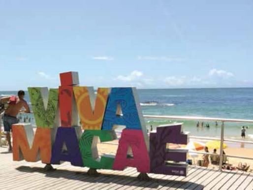Você já foi à Bahia?