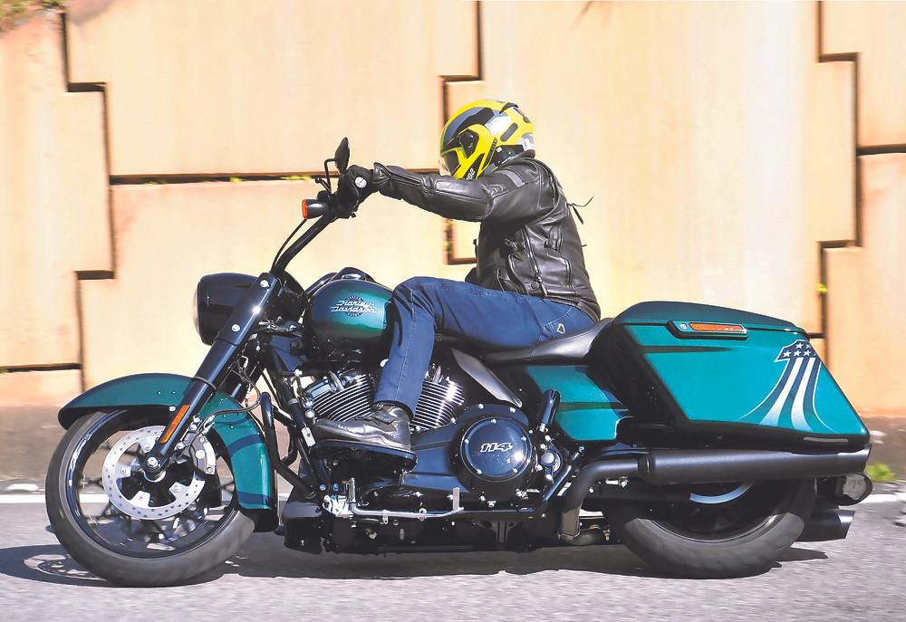 Harley-Davidson Road King Snake Venom 2022