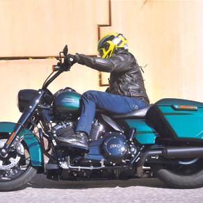 Harley-Davidson Road King Snake Venom