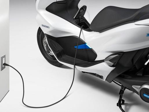 Honda assina Carta de Intenção com KTM, Piaggio e Yamaha Motor