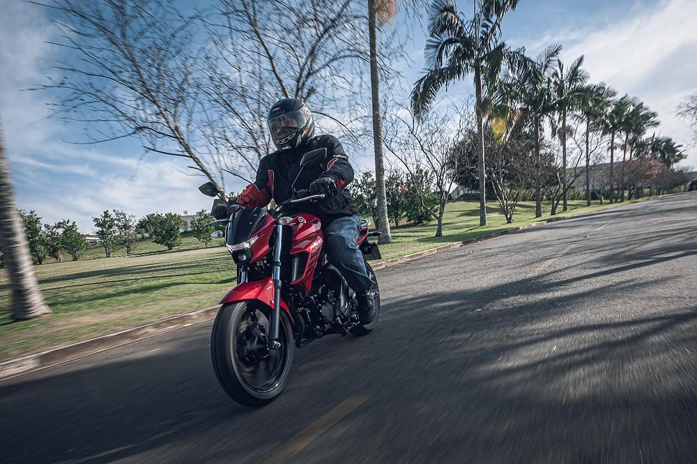 Nova Yamaha FZ25 2022