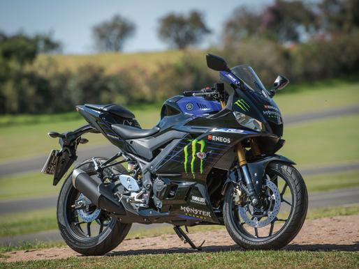 Médias reforçadas - Veja o que verificar na hora de comprar uma das médias cilindradas da Yamaha