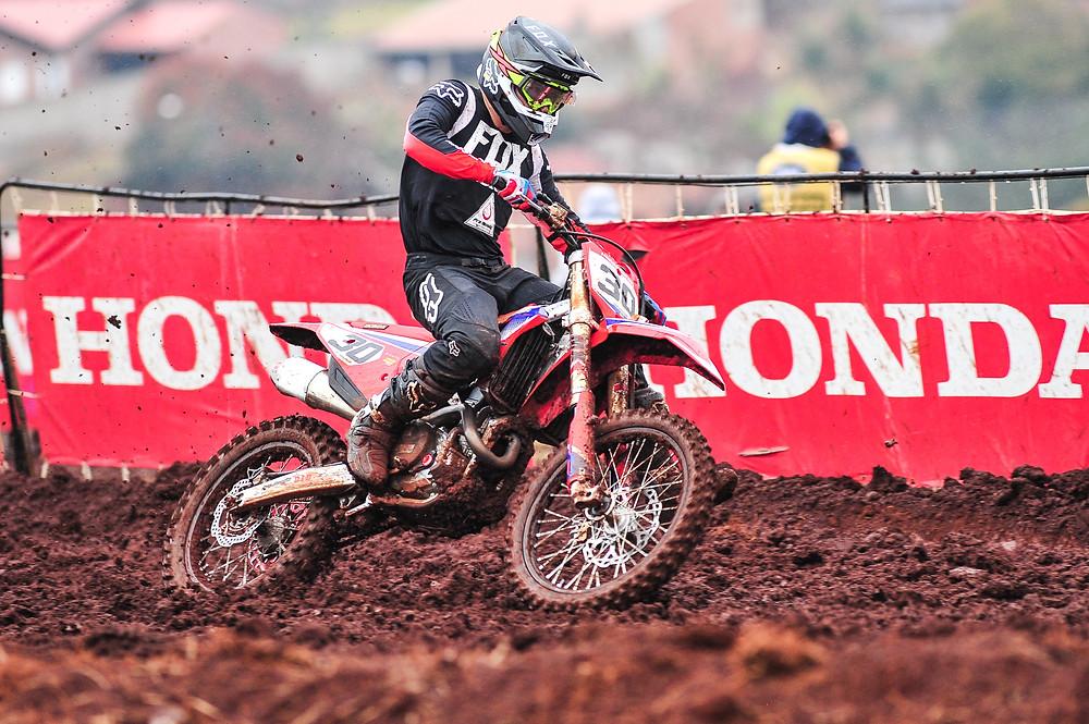 A equipe Honda Racing disputa neste sábado (25/9) a abertura do Arena Cross 2021, em Caraguatatuba (SP)
