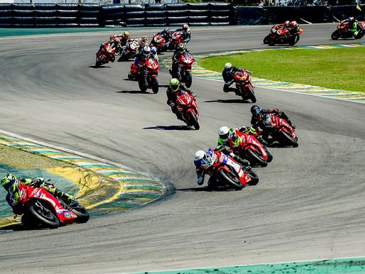 Goiânia sedia quinta etapa da Honda Jr Cup e da Copa Pro Honda CBR 650R