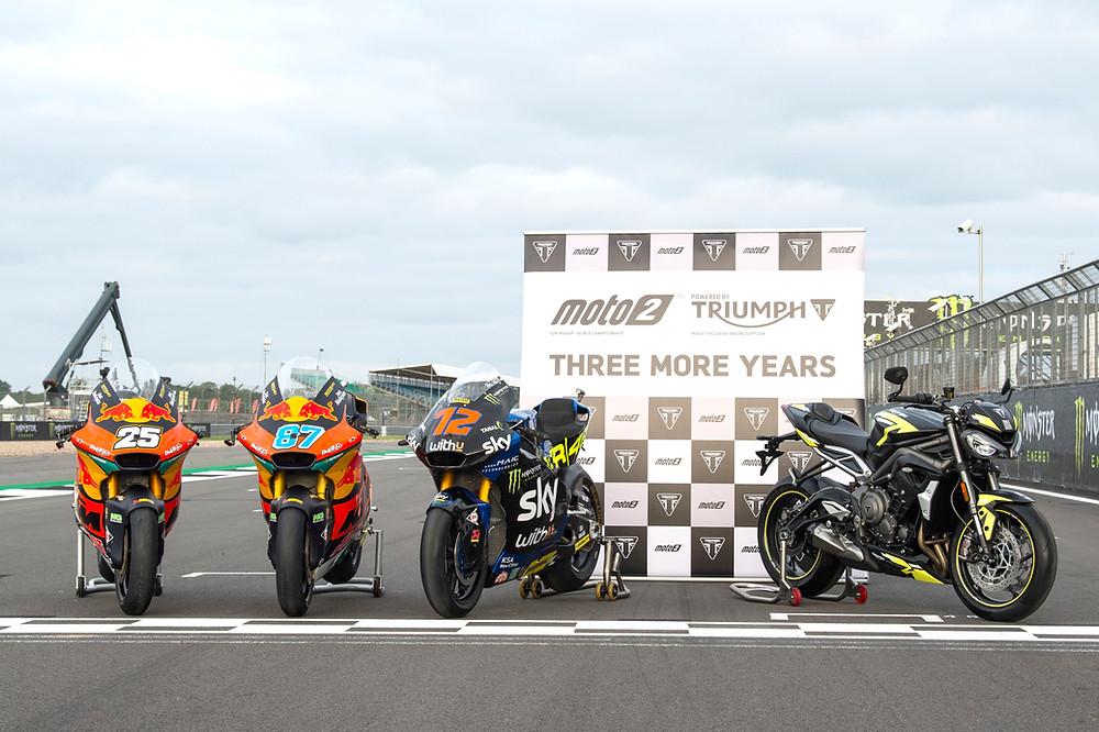 Moto2 Campeonato Mundial FIM