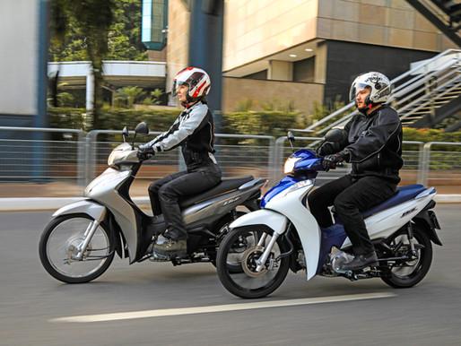 Honda Biz 125 e Biz 110i 2022 recebem atualizações estéticas e novas cores