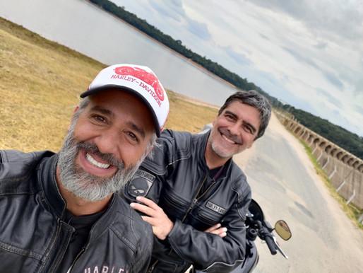 Conheça Ike Levy e Junno Andrade: Pilotos Oficiais Harley-Davidson® do Brasil