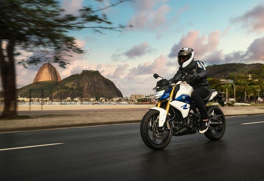BMW G 310 R 2022