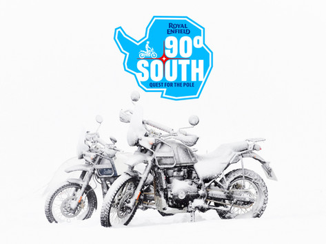 90° South - Busca pelo Polo