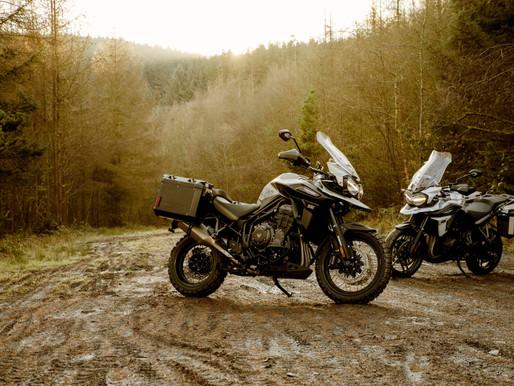 Tiger 1200 tem novas versões: Alpine e Desert