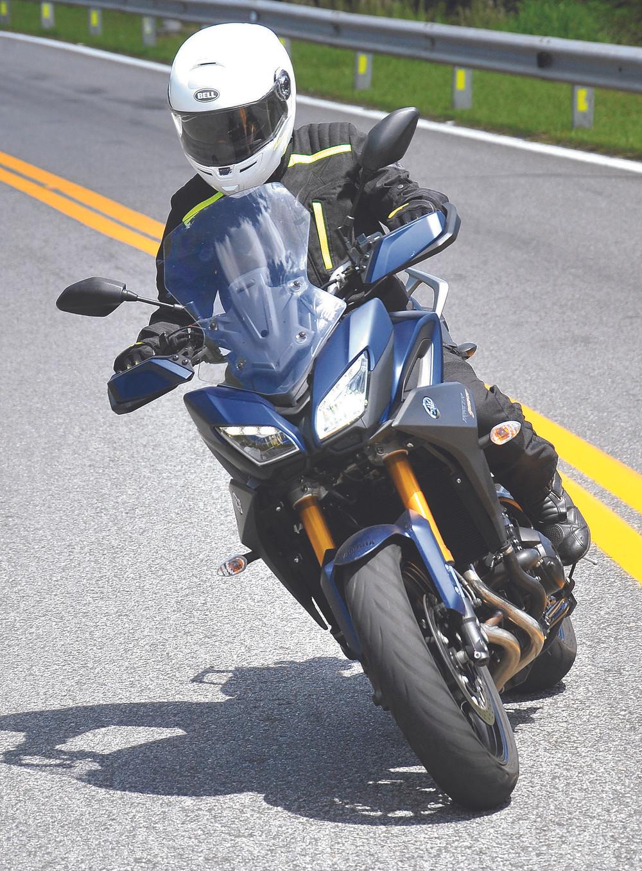 Yamaha Tracer GT 900 2021