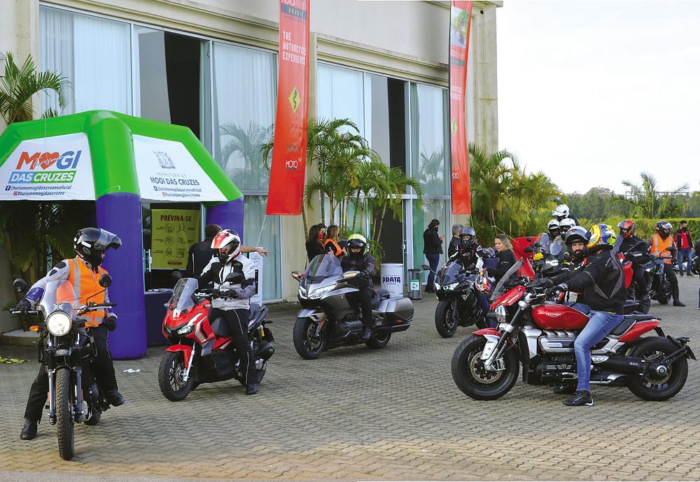 Concurso Moto Premium Brasil 2021