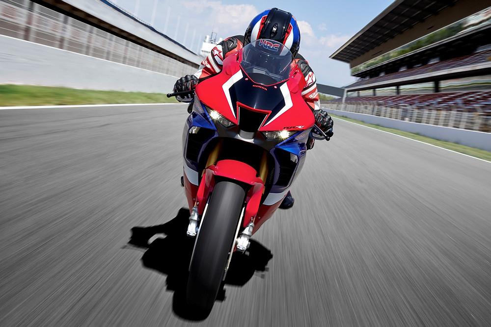 Suspensões da Honda CBR 1000RR-R 2022