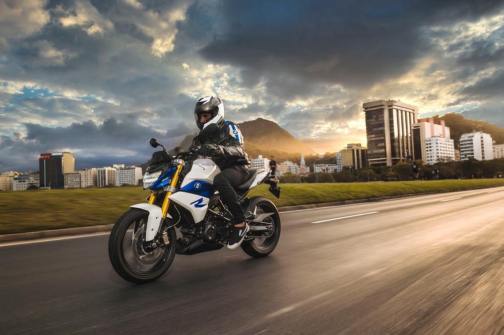 BMW G310R 2022 no Brasil