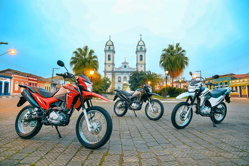 Preço da Honda NXR Bros 160 2022