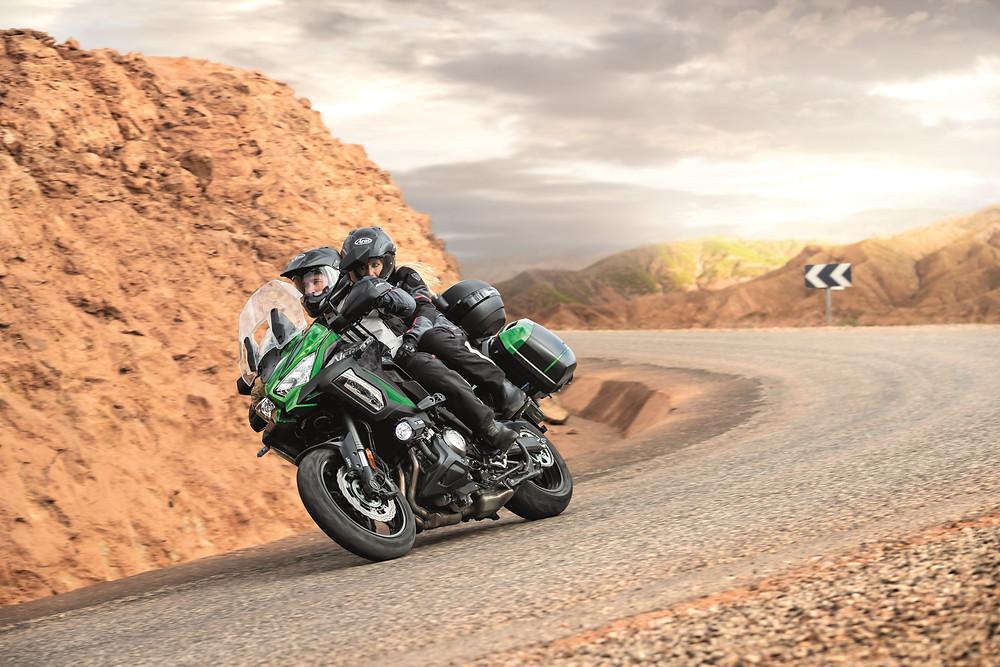 Kawasaki Versys 1000 Grand Tourer 2022