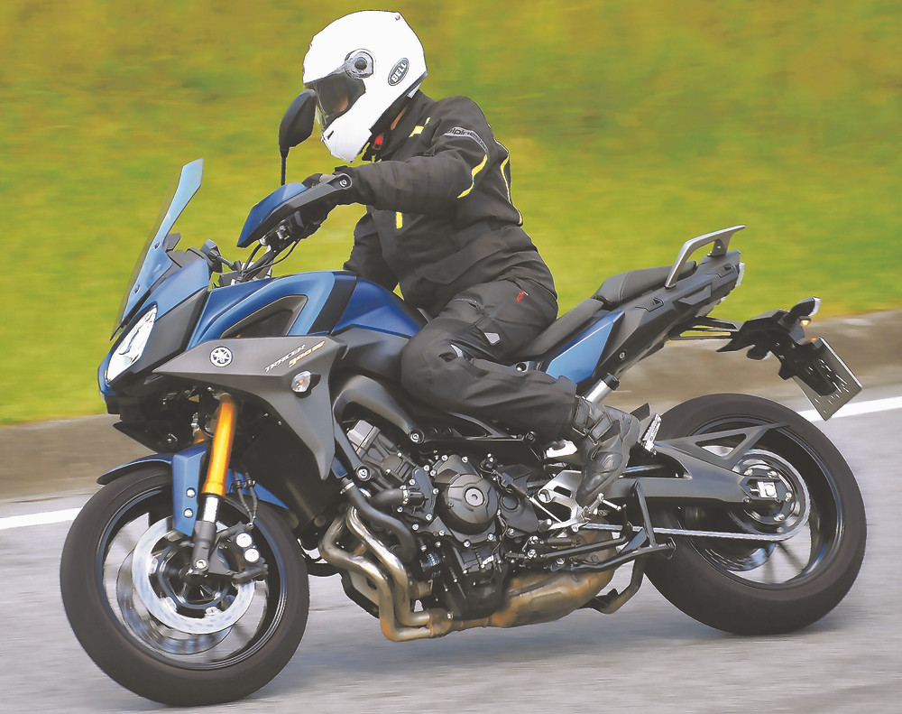 Yamaha GT 900 Tracer 2021 Brasil