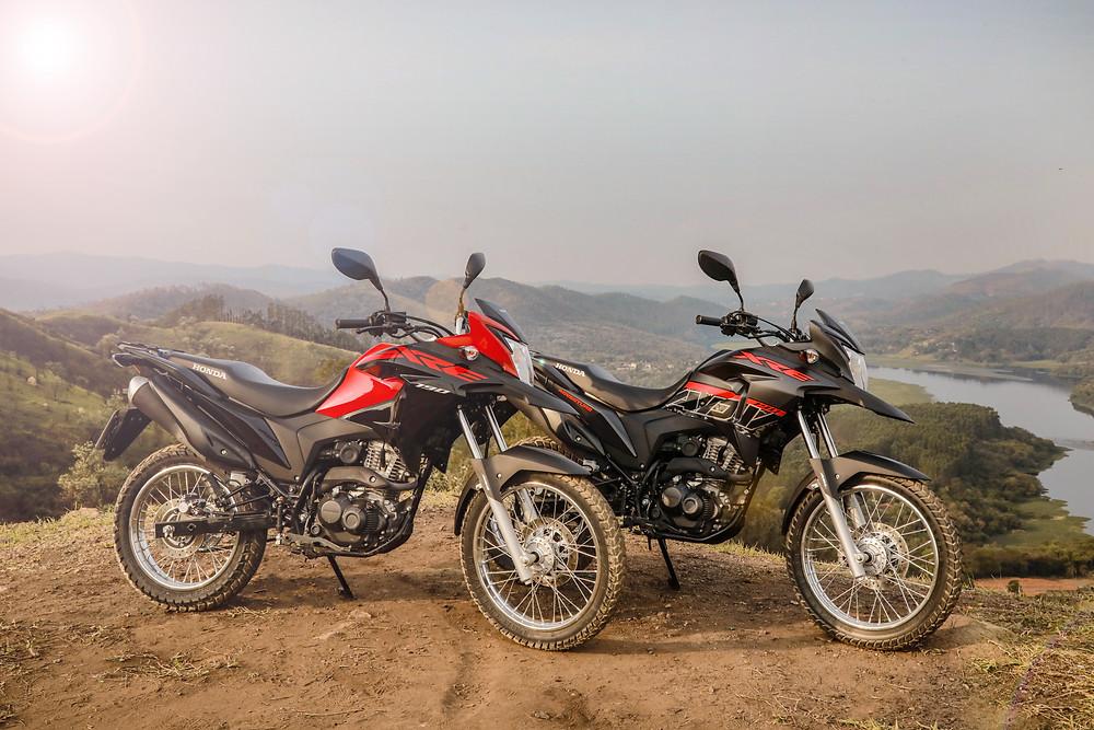 Preço da nova Honda XRE 190 2022