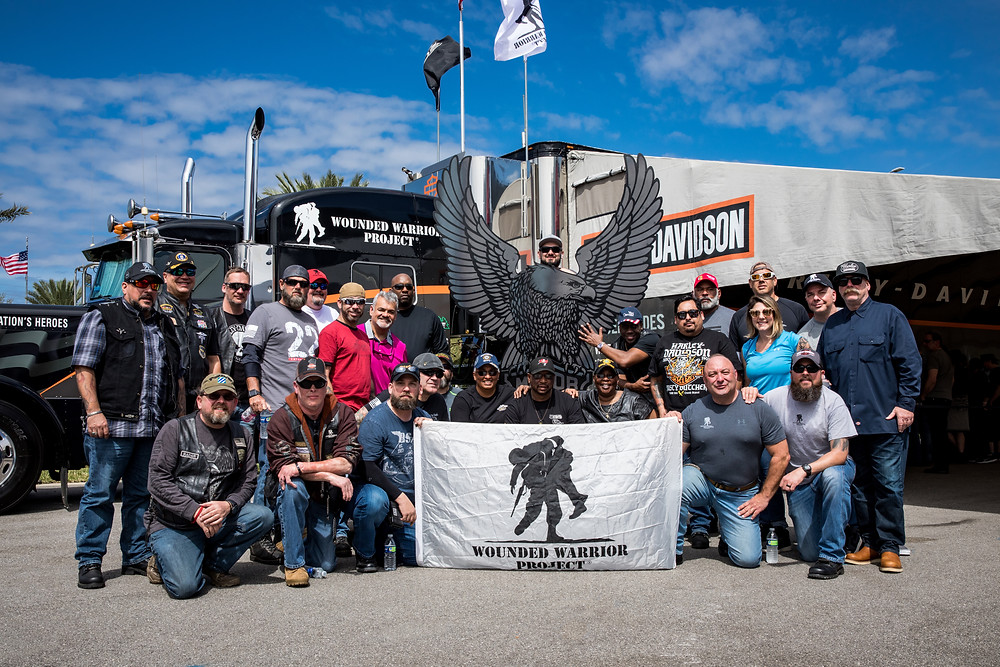 The Wounded Warrior Project,