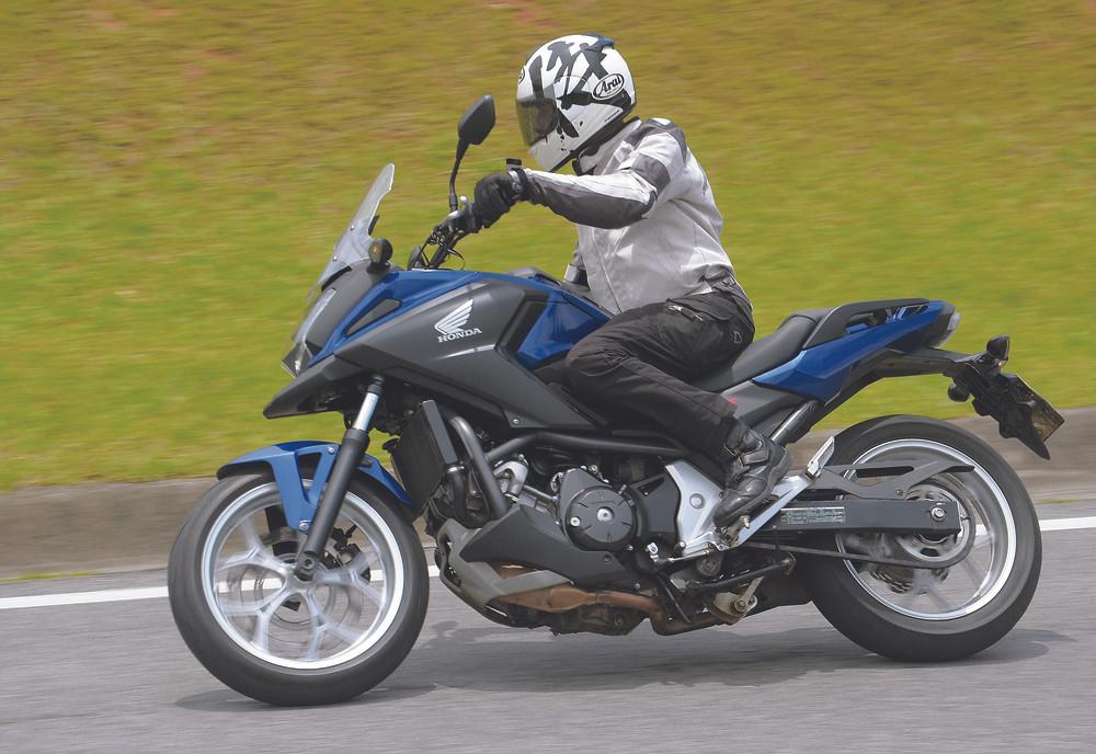 Honda NC 750X 2021