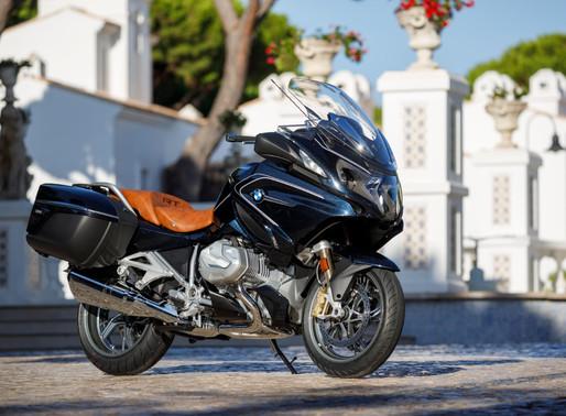 A BMW Motorrad anuncia o lançamento no mercado nacional da nova BMW R 1250 RT