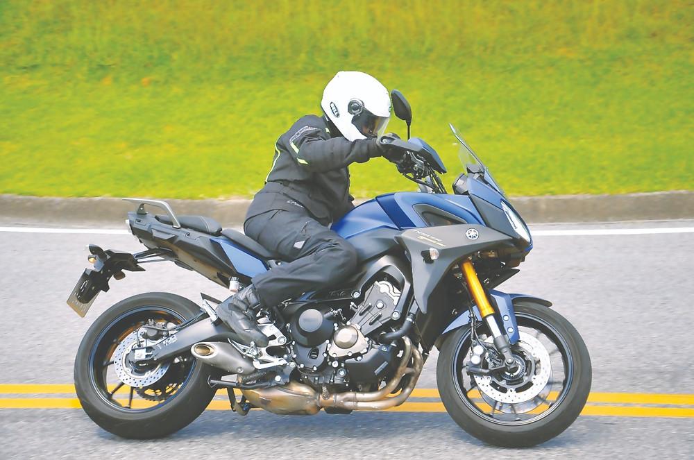 Moto Big Trail Yamaha