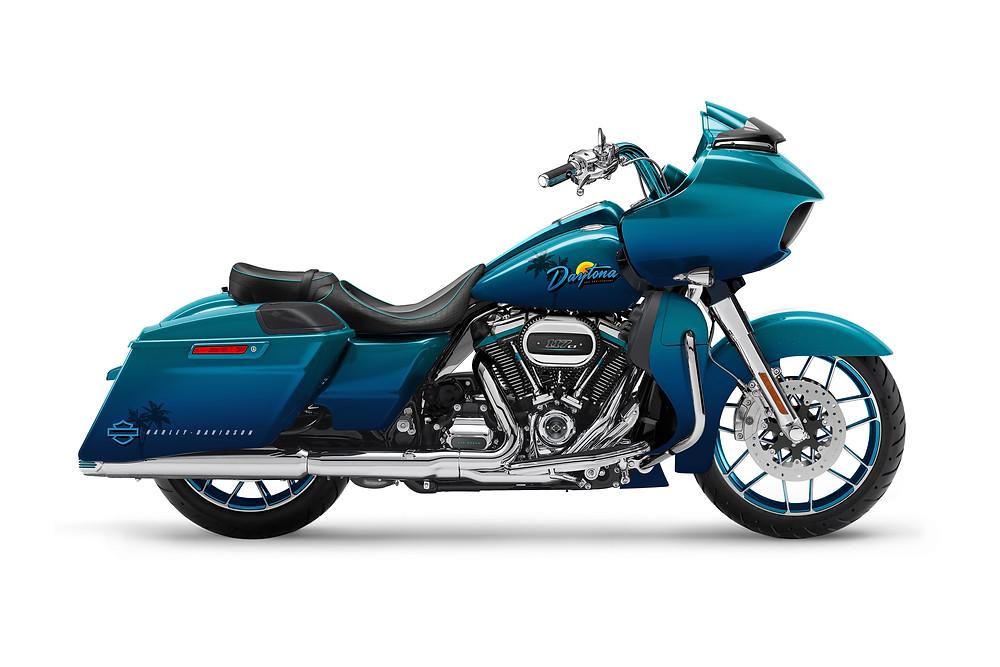 Harley-Davidson Road Glide Special: tema Daytona