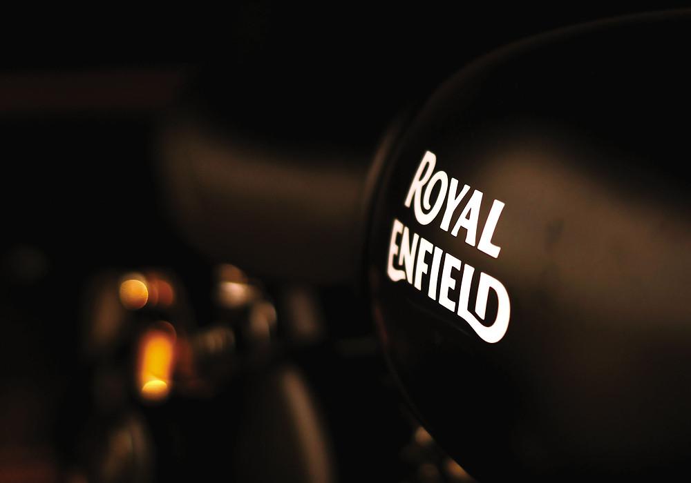 Royal Enfield 120 Anos