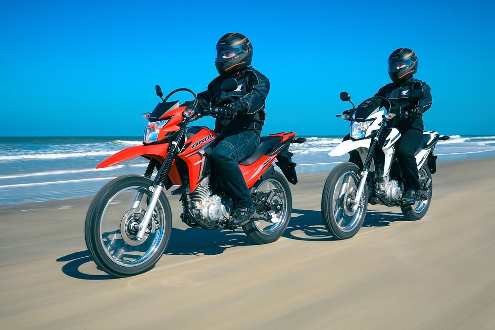 Honda NXR Bros 160 2022