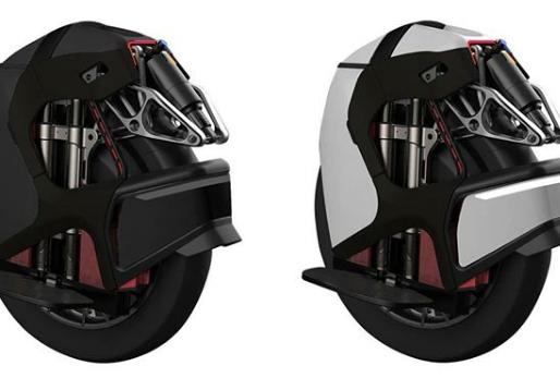 Eletricz apresenta novo monociclo elétrico KS-S18 com revolucionário sistema de suspensão ajustável