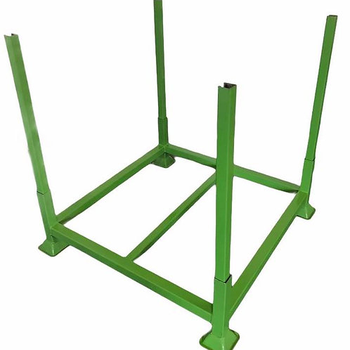 Metal Pallet without base (detachable uprights)