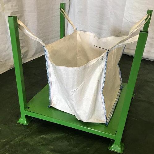 Bulk Bag Holder Pallet (Fixed Uprights)