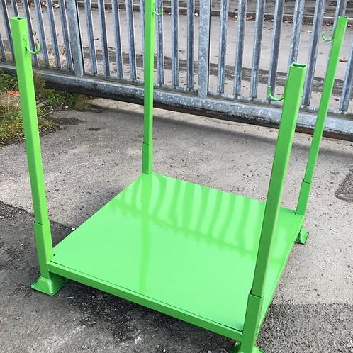 Metal Pallet sheet base (detachable uprights)
