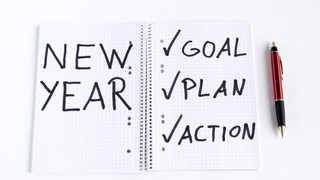 HOW TO SET A SUCCESSFUL NEW YEAR'S RESOLUTION