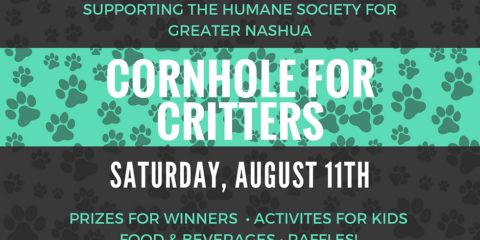 Cornhole for Critters
