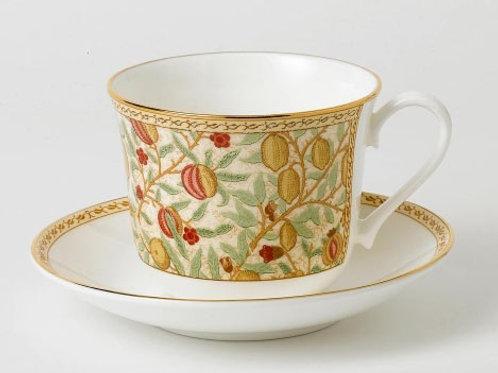 Roy Kirkham Breakfast Mug & Saucer