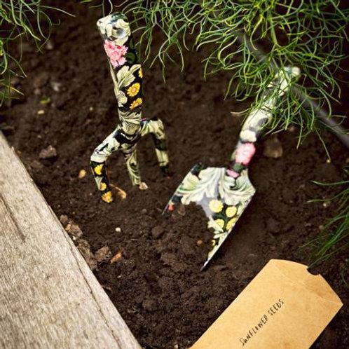 V&A William Morris Fork & Trowel Set