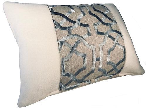 Trellis Cushion