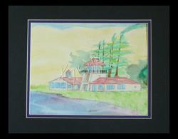* House at Silver Lake *