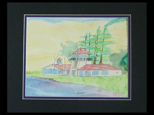 House at Silver Lake