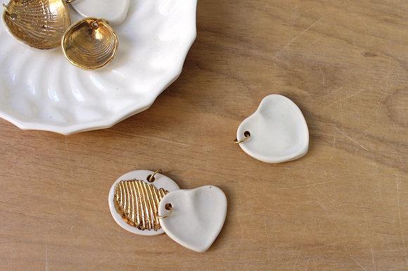 Pingente de porcelana