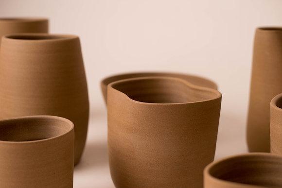 coleção curvas cerâmica