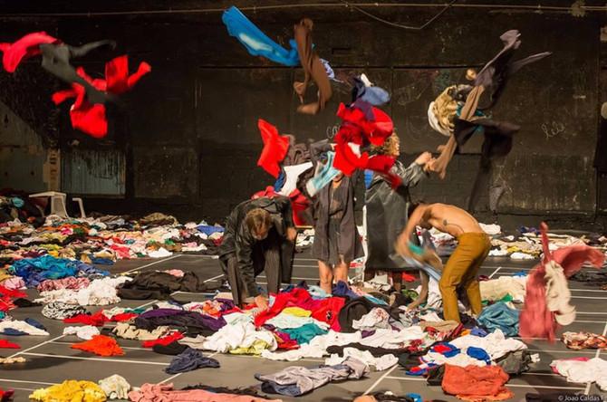 O nosso bazar e a peça de teatro Panorâmica Insana