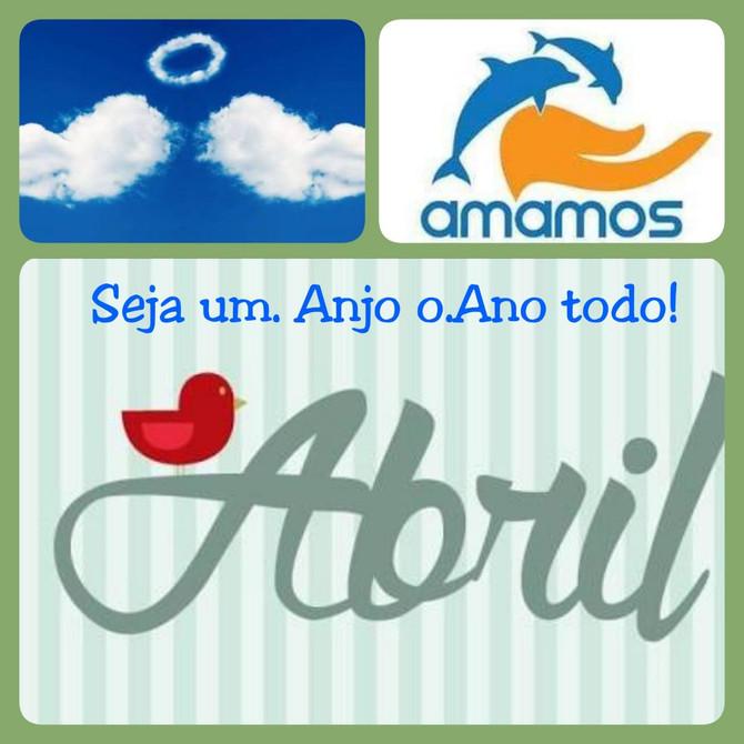 Projeto Anjos de Abril!
